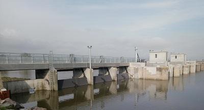 Restauration du barrage du Braud terminée !